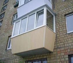остекление балконов в Липецке
