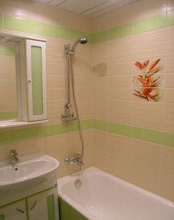 Ремонт ванной в Липецке